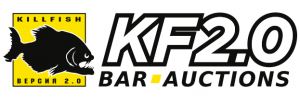 KILLFISH 2.0 BAR AUCTIONS